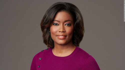 MSNBC is getting a new president, the first Black person to run a major cable news network
