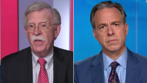 Bolton: Trump trying to set up con on his own supporters