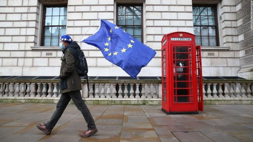 Brexit trade deal reached between UK and European Union