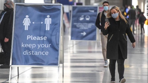 Canada the latest country to halt travel from UK over new Covid-19 variant concerns