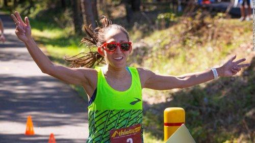 How marathon runner Des Linden ventured into the 'unknown' to break the 50km record