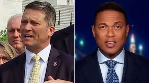 GOP lawmaker gets upset with reporters. See Don Lemon's reaction