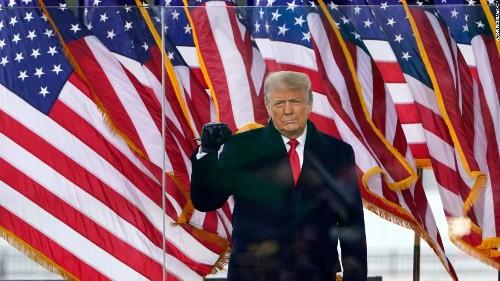 Opinion: Impeach Donald Trump — again