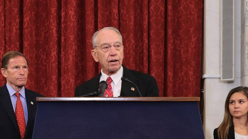 Grassley calls for Garland to assign prosecutor to investigate FBI 'cover-up' in Nassar investigation