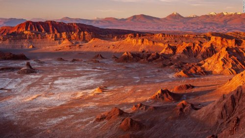 What it's like to visit Mars on Earth