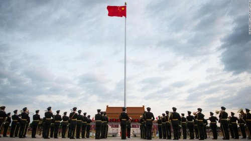 Analysis: China's propaganda machine is intensifying its 'people's war' to catch American spies