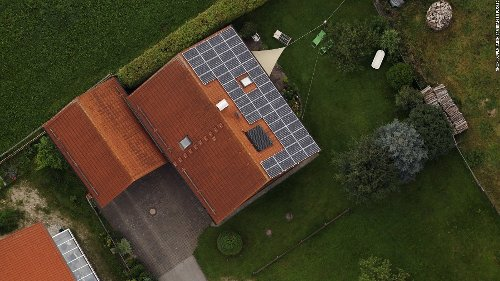 How much solar energy can your roof make? Just Google it - CNN