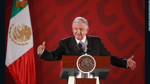 Mexico's President will propose a migration agreement during US climate summit