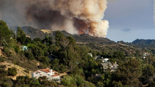 Here's what we know about the wildfire burning in Los Angeles County and evacuations