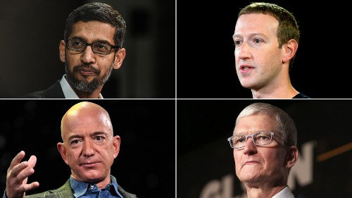 'Near-perfect market intelligence': Why a House report says Big Tech monopolies are uniquely powerful