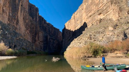 Remote Big Bend sheds a different light on the US frontier