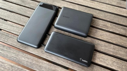 The best portable chargers of 2021   CNN Underscored
