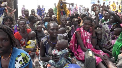U.N.: Deliberate starvation in South Sudan could be war crime