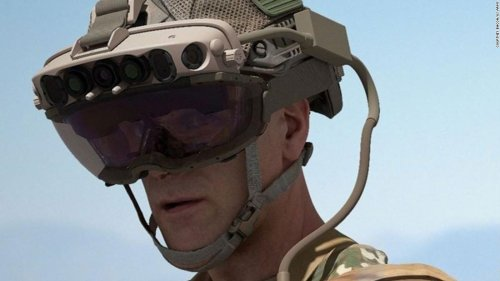 Microsoft earns contract worth up to $21.9 billion to make AR devices for the US Army