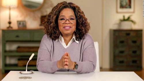 Oprah reveals the 'inappropriate question' she once asked