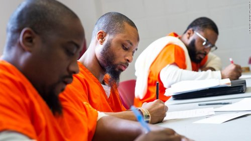 Maryland inmates can now earn a bachelor's degree from Georgetown University