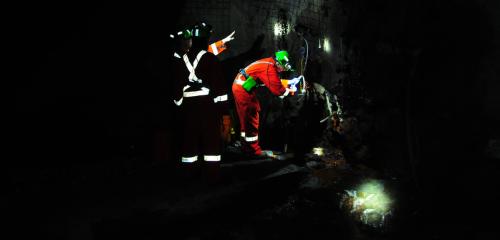 La radioactivité naturelle, moteur d'une vie souterraine insoupçonnée