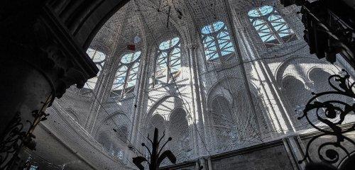 Faire parler les matériaux de Notre-Dame