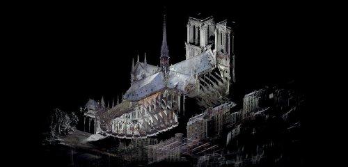 Un double numérique pour Notre-Dame
