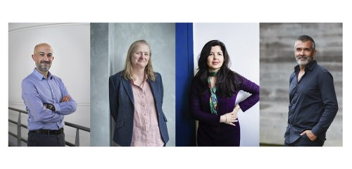 The CNRS 2021 Innovation Medal laureates