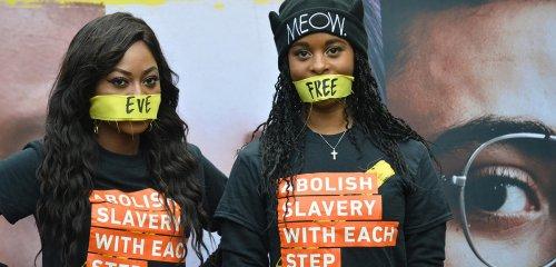 Le fléau de l'esclavage contemporain