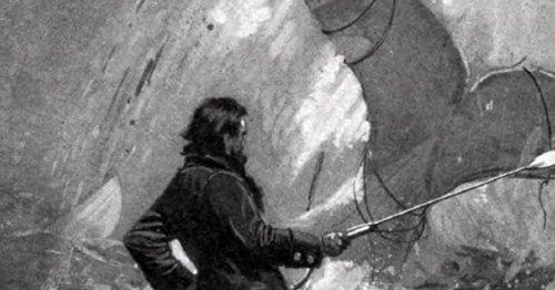 Pour comprendre l'orpaillage en Guyane, lisez… Moby Dick !