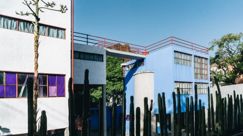 Juan O'Gorman: In Mexico City, Works by Legendary Architect That You Can Tour