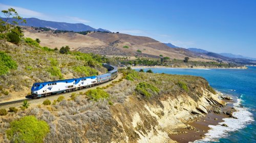 7 Best Amtrak Travel Packages for Visiting Coastal Cities and National Parks