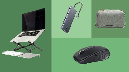 The Best Work From Home Gear to Travel With, from Wi-Fi Hotspots to Collapsible Laptop Stands