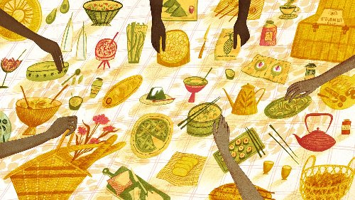 Picnic Food Ideas from Around the World