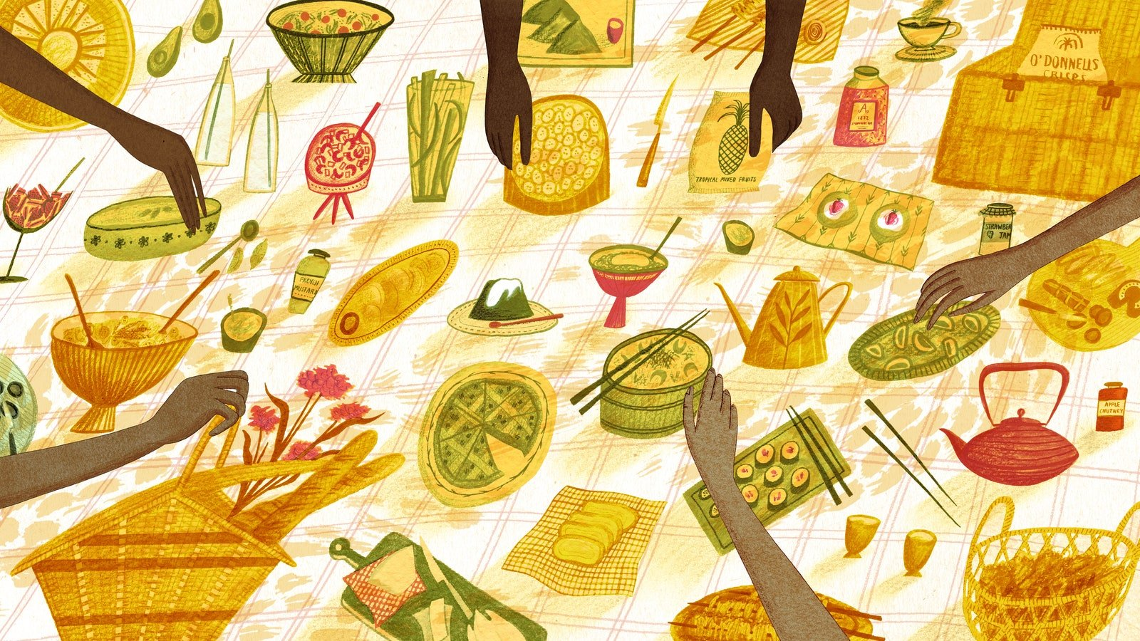 How To Pack the Perfect Picnic - cover