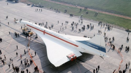 Here's What It Was Like Flying on the Concorde, According to Its Crew and Passengers