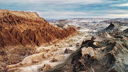 20 Places That Look Like They're On Another Planet
