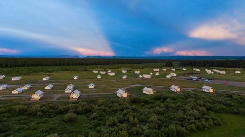Where to Stay in Yellowstone: The Best Hotels, Cabins, and Glamping Sites to Book