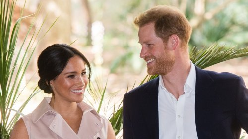 A Look at Prince Harry and Meghan Markle's Latest Dominica Project With José Andrés
