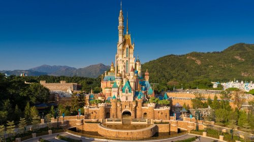 8 Things to Know About Hong Kong Disneyland's New Castle