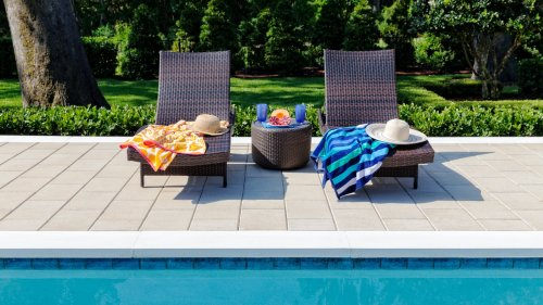 19 Backyard Ideas for a Summer Staycation, From Inflatable Loungers to Ceramic Grills