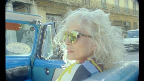 On Location: Blondie's Debbie Harry Looks Back on the Band's Iconic Cuba Trip