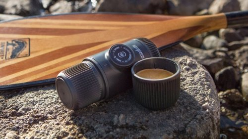The Portable Espresso Maker I Always Pack for Quality Coffee on the Road