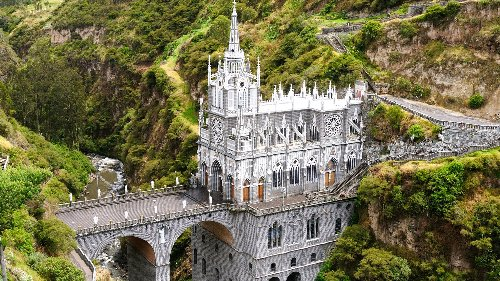 The 17 Most Beautiful Churches in the World, from Ethiopia to Brazil
