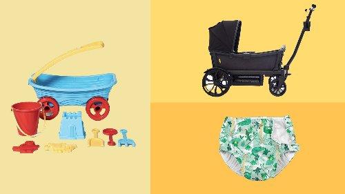 Baby Beach Gear: 11 Essentials for a Family Trip to the Ocean