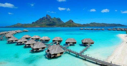 Hotel of the week: Four Seasons Resort Bora Bora, French Polynesia