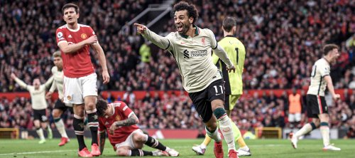 Manchester United 0 Liverpool 5: Premier League Tactical Analysis - The Coaches' Voice