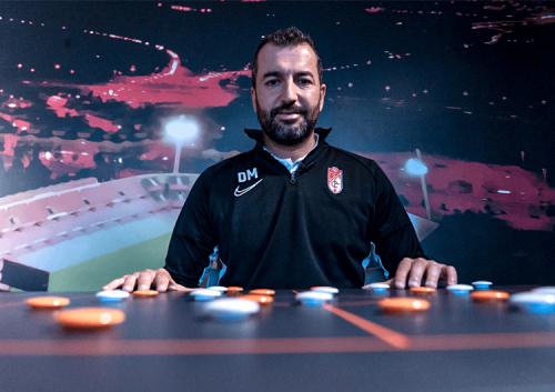 Diego Martinez - The Coaches' Voice