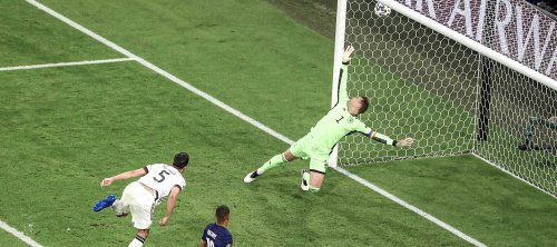 France 1 Germany 0: Tactical Analysis - The Coaches' Voice