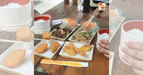 Isoman Bento: Japanese fast food chain HokBen launches quarantine meals in Indonesia