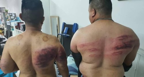 Four suspects arrested for beating up bodyguards who were fasting
