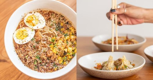 101 Ramen Yakitori Bar brings fresh homemade noodles and thick broth to Canggu