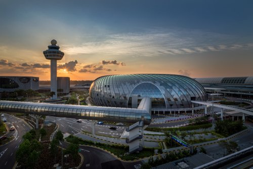 COVID-19: Singapore's largest outbreak now taking off at Changi Airport