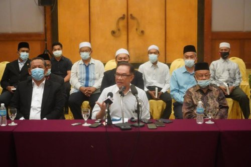 'Islamic leaders' join Anwar Ibrahim's People's Justice Party